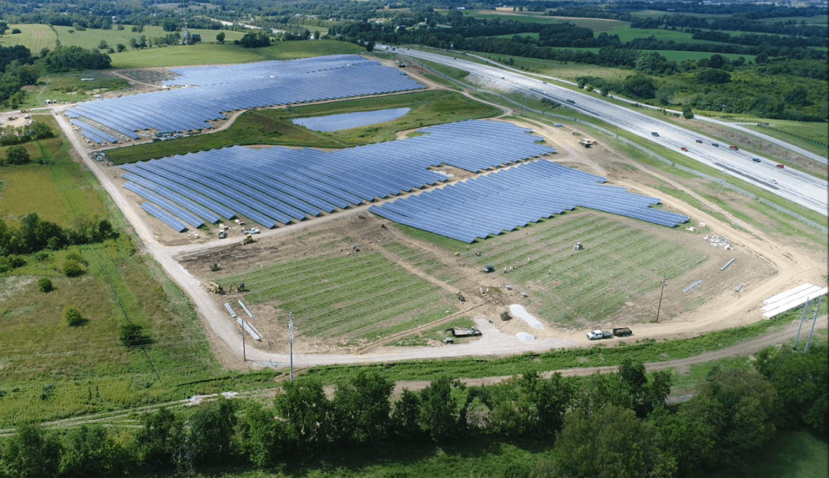 Kentucky's Touchstone Energy Co-Ops Dedicate 60-Acre Solar Farm