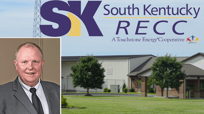 South Kentucky RECC Board Names CEO