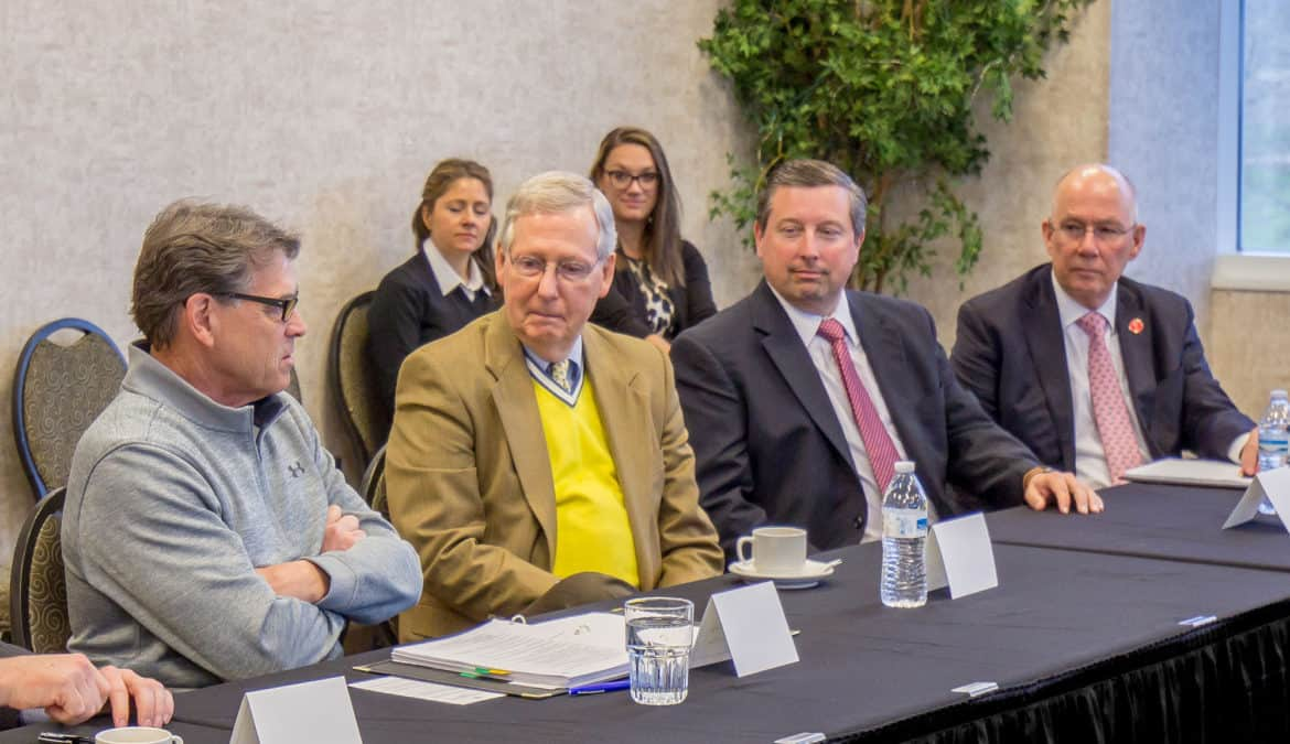 Co-Op Leaders Discuss Key Issues With Energy Secretary Perry