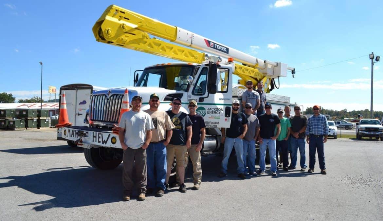 UPDATE: Kentucky Co-Op Crews Assisting Hurricane Matthew Recovery