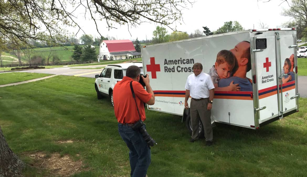 Kentucky's Touchstone Energy Cooperatives Provide Disaster Relief Vehicle/Trailer
