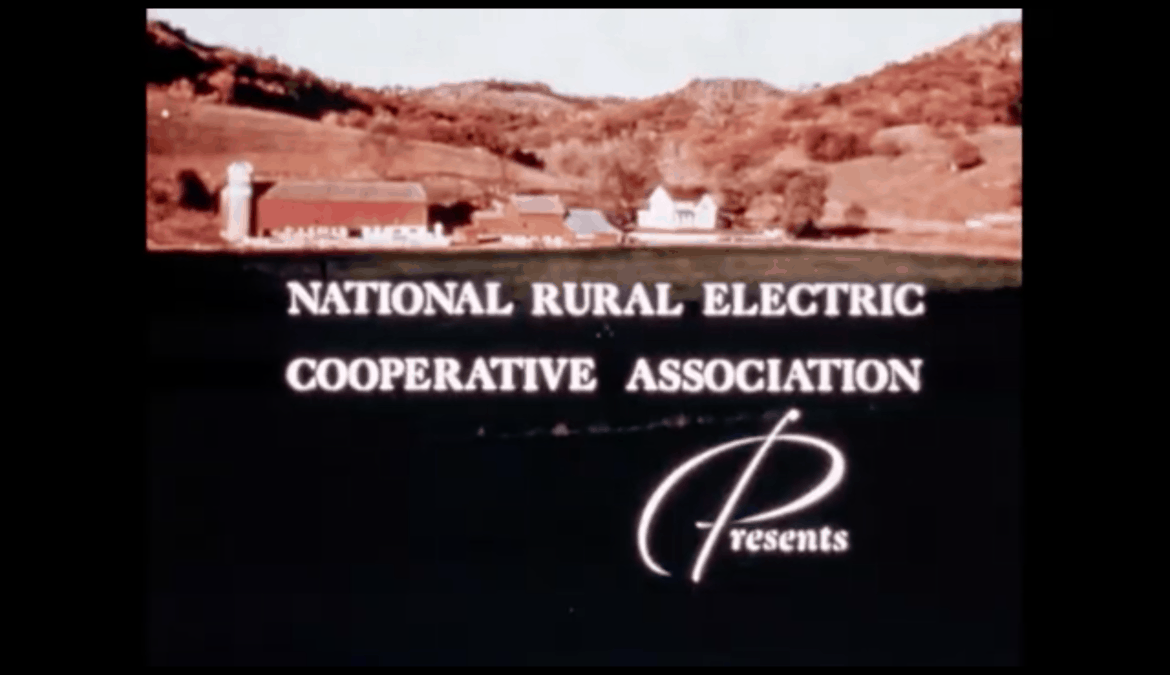 First Film By Electric Cooperatives National Association Found By Chance
