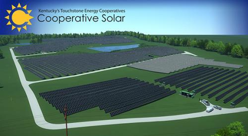 Kentucky's Touchstone Energy Cooperatives Offer Solar Power To Members