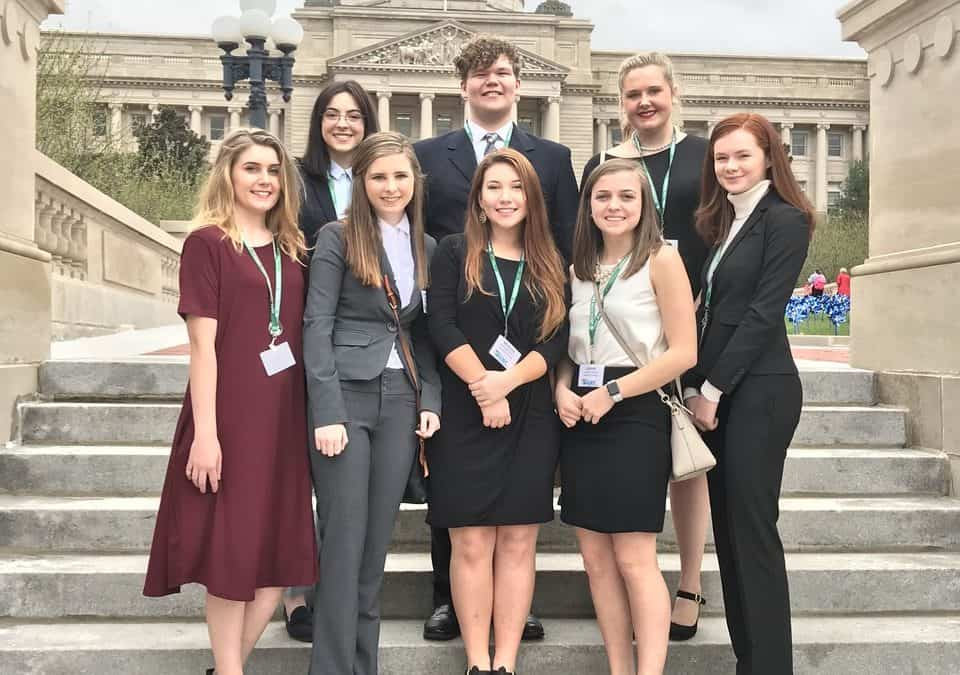 Kentucky Washington Youth Tour Students Join Record Crowd