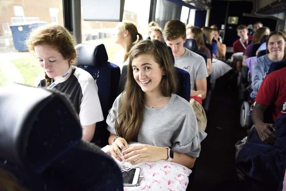 And they're off! Kentucky co-ops send 90 students to DC