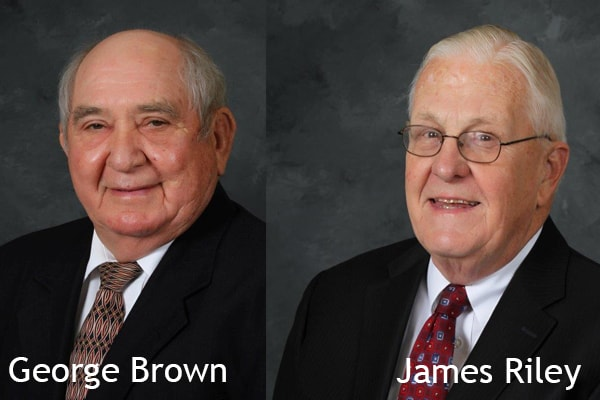 Pennyrile Electric recognizes longtime board members
