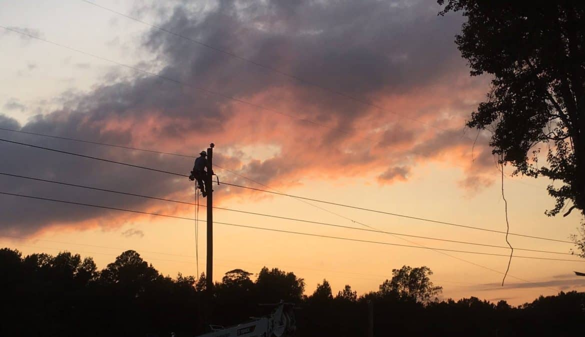 Wanted: Lineworkers