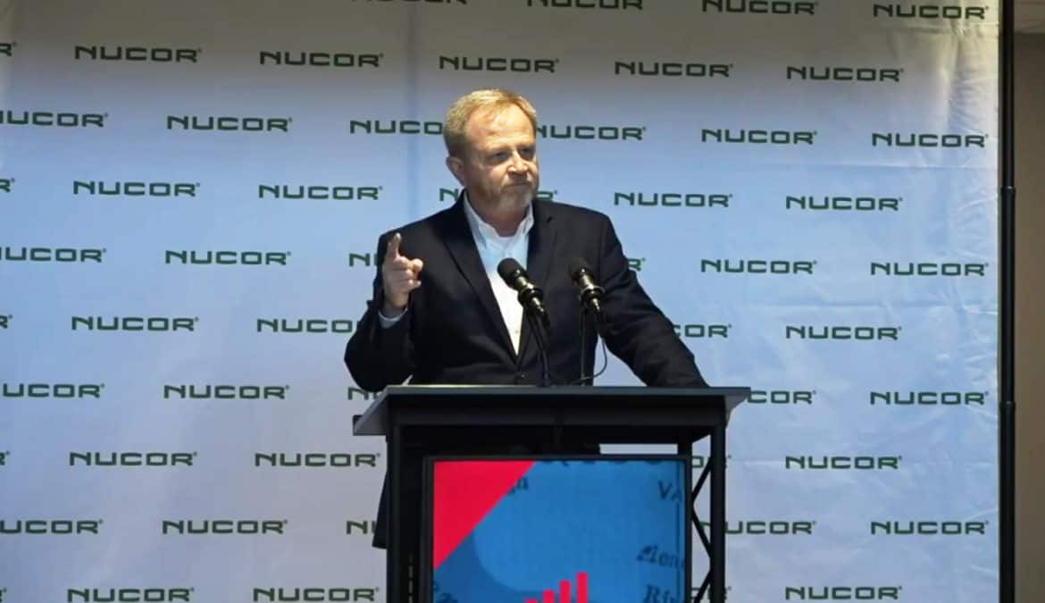 Co-ops cheer NUCOR announcement in Meade County
