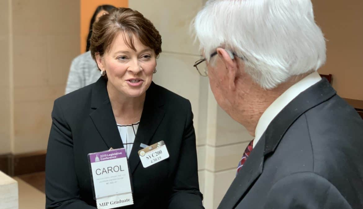On the Hill  | Kentucky co-op leaders advocate for local consumer-members