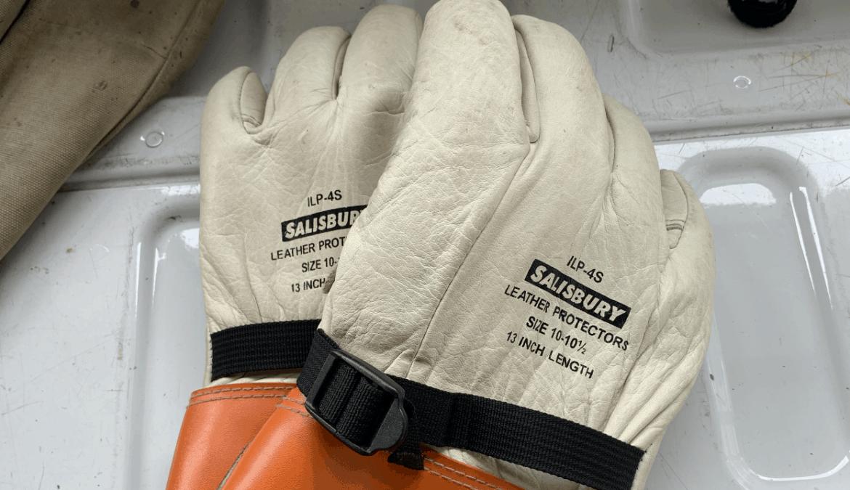 Safety Short: Rubber Gloves