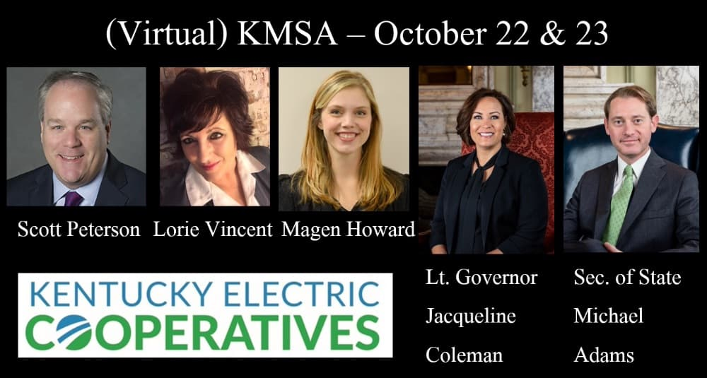 2020 KMSA Virtual Fall Meeting
