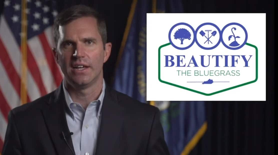 Governor, co-ops partner to 'Beautify the Bluegrass'