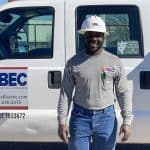 From Haiti to Texas: Apprentice Lineworker Thrives at Electric Co-op
