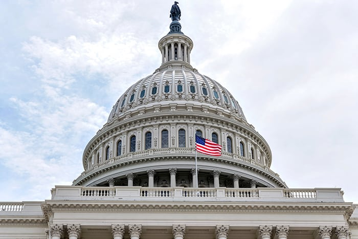 Bipartisan Infrastructure Bill Includes Billions for Broadband, EVs, Energy R&D