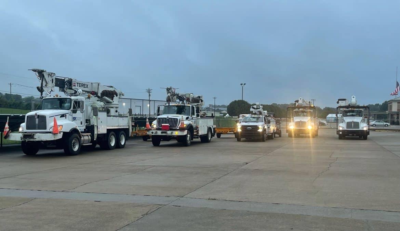 Hurricane Ida: Tracking the Co-op Response
